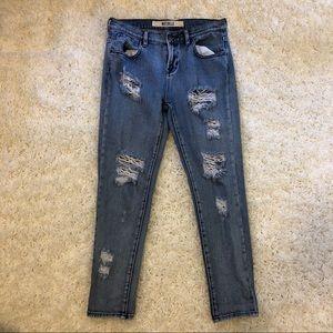 Brandy Melville Distressed Jeans